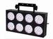 IBIZA LIGHT DMX RGB LED LICHTEFFECT 8-EYES